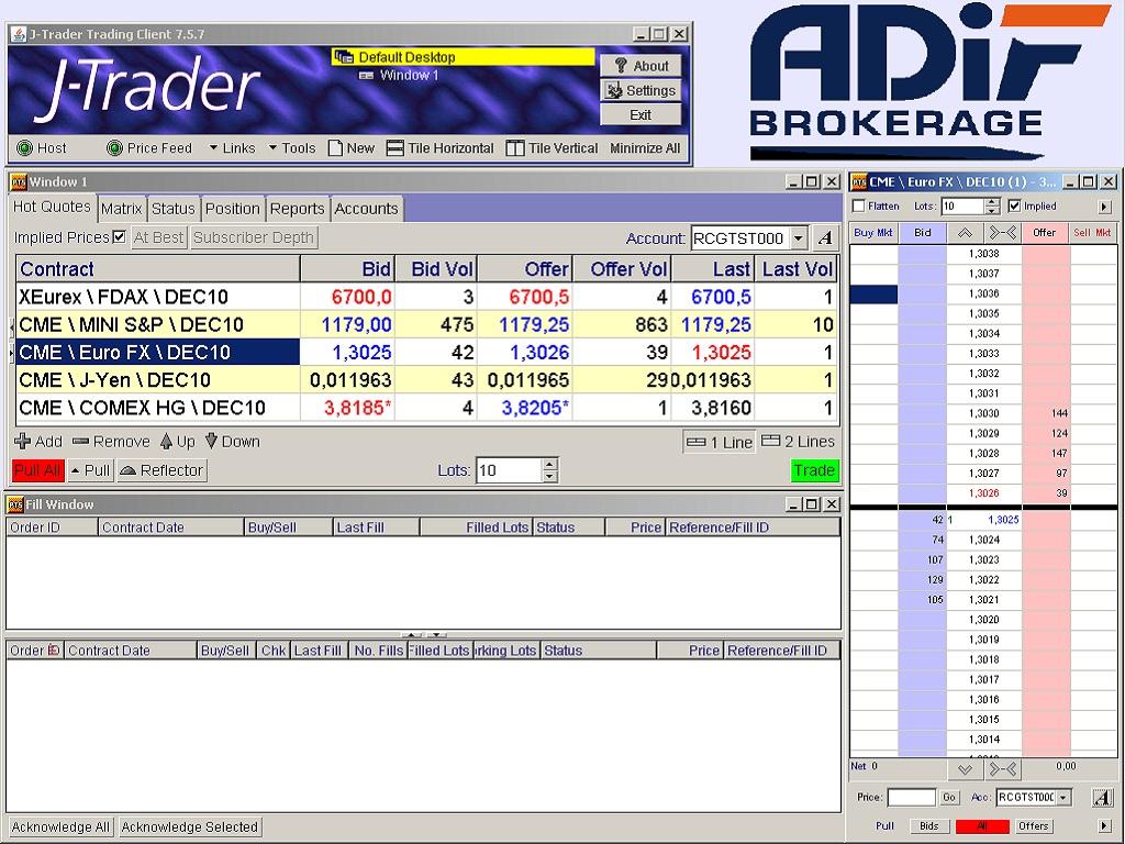 J-trader patsystems